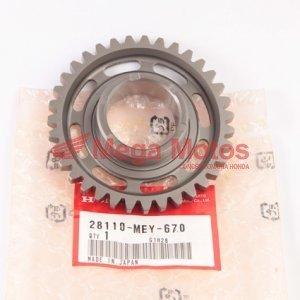 Engrenagem Partida CRF450X  35 Dentes