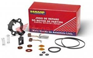 Kit Reparo Motor Partida 125-250-400cc HAMP