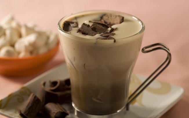 Creme de Café com Chocolate