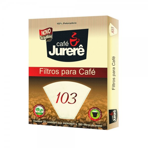 Filtro para Café Jurerê Nº 103 / Reusable Filter Coffee Jurerê Nº 103