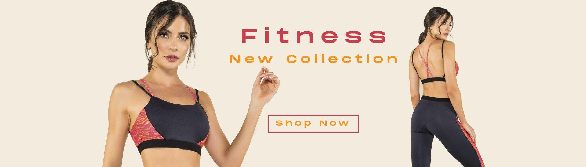 fitness nova coleção outubro