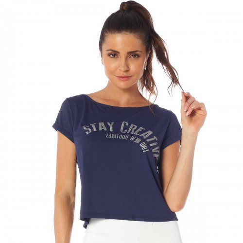 Blusa Fitway Manly