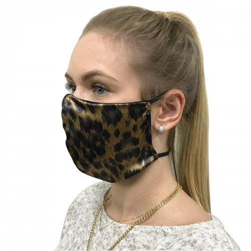 Máscara de Proteção em Tecido Kit c/ 2 Manly