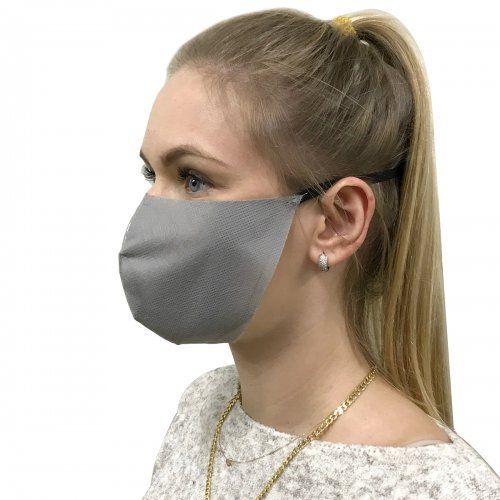 Máscara de Proteção em TNT Kit c/ 4 Manly