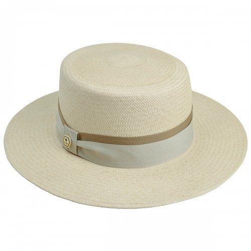 Chapéu Panamá Palheta UV Manly