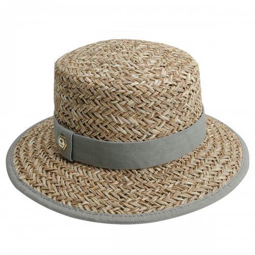Chapéu Bucket Palha Marroquina Manly