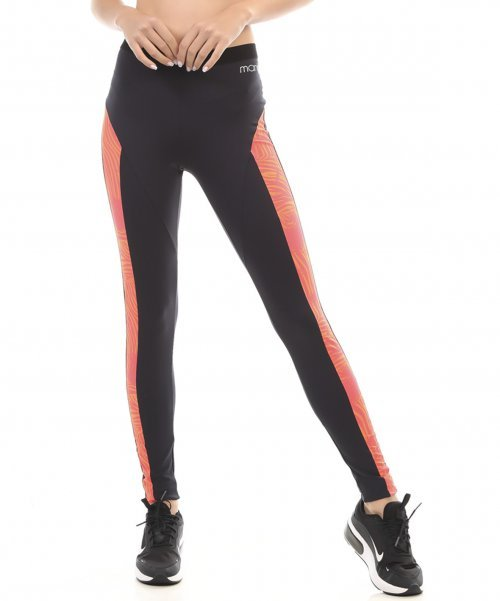 Legging Up Citric Neon Manly