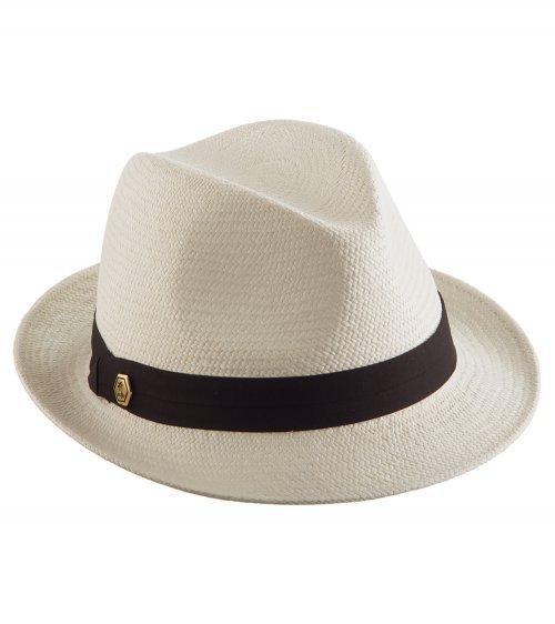 Chapéu Fedora Panamá Extra Macio Manly