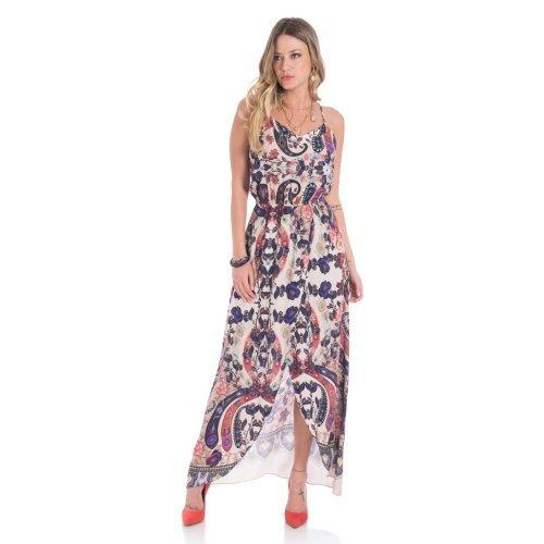 Vestido Estampado Floriá