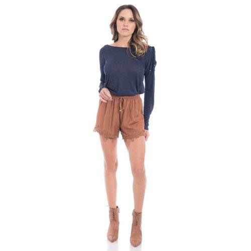 Shorts Liso Floriá