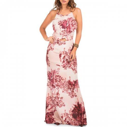 Vestido Longo Floriá