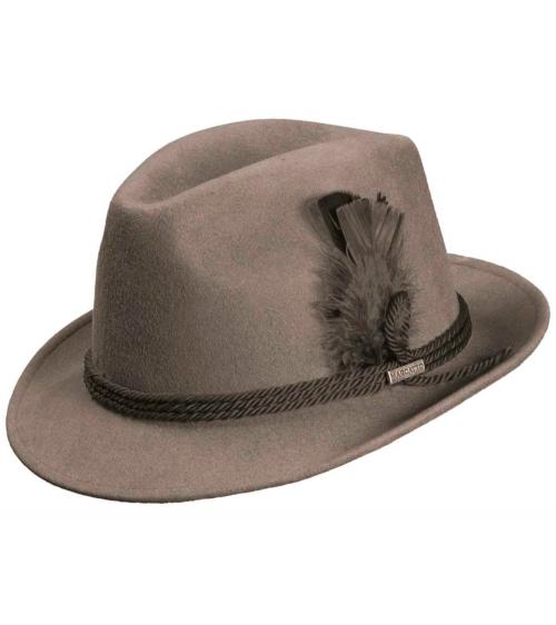 Chapéu Tirolês Feltro Marcatto