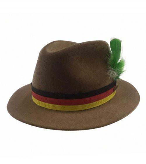Chapéu Tirolês Flocado Marcatto