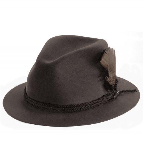 Chapéu Tirolês Aveludado Marcatto