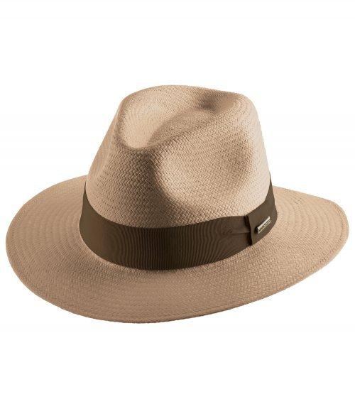 Chapéu Panamá Casual Marcatto