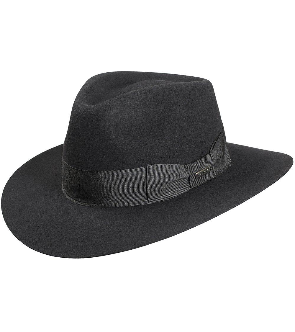 Chapéu Social Pelo de Lebre Marcatto  e78b80d8641