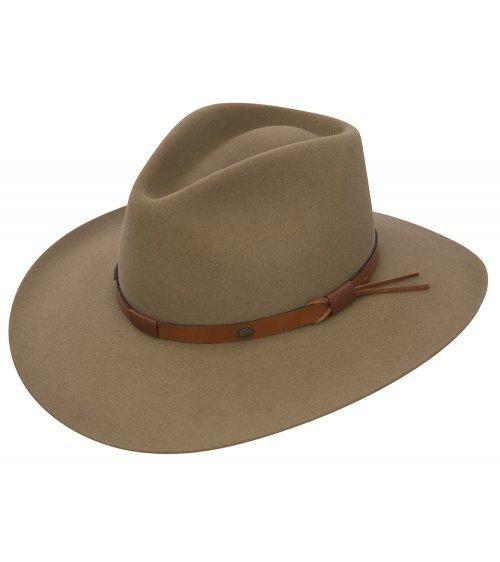 Chapéu Pelo de Castor Barck Stetson