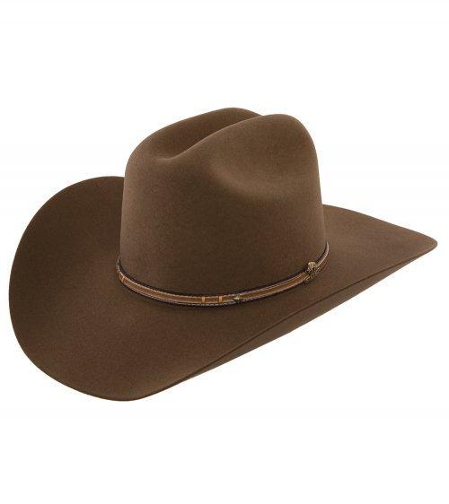 Chapéu Pelo de Búfalo Stetson
