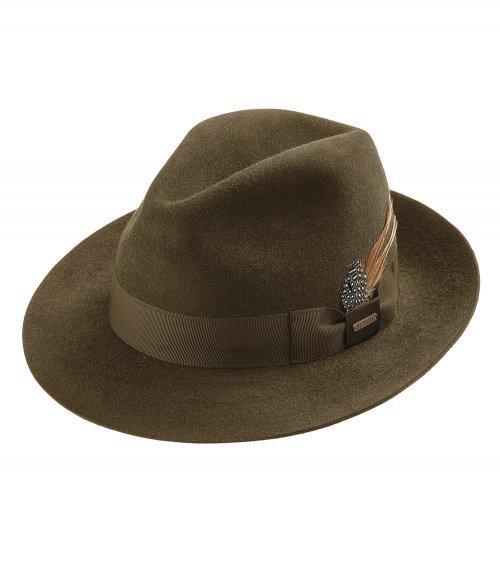 Chapéu Casual Pelo de Lebre Stetson