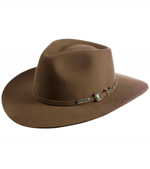 Chapéu Outback Pelo de Lebre Marcatto