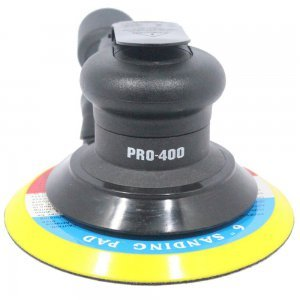 Lixadeira Roto Orbital Pneumática 6 Pol com Aspiração - PRO400