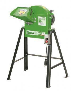 Picador De Residuos Forragem TRP-40 1CV 110/220v Trapp