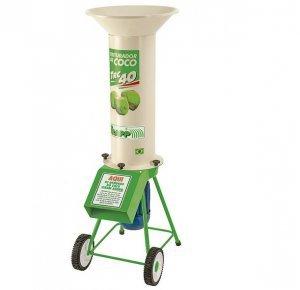 Triturador De Coco Verde Seco Trc40 5,0cv Monof Elétrico Trapp
