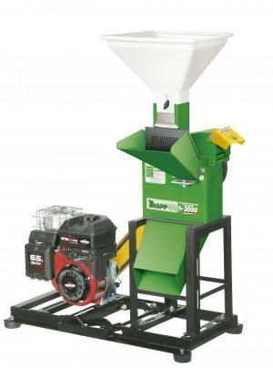 Triturador Forrageiro Trapp TRF-300G 6,5 Hp À Gasolina