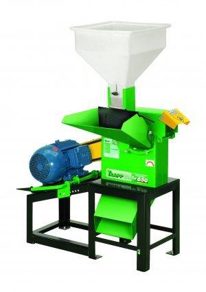 Triturador Forrageiro TRF-650 5,0cv 220v/440v Trapp