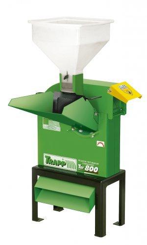 Triturador Forrageiro TRF-800 12,5cv Mono 220/440v Trapp