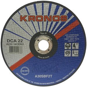 Disco de Corte Inox 115 X 1,0 X 22,23 (4.1/2
