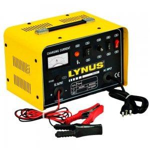 Carregador de Bateria Portátil 220V LCB-25 LYNUS