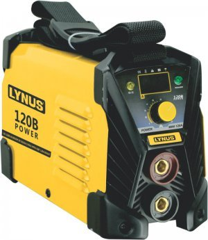 Maquina de Solda Power LIS-120B MMA 120A Bivolt LYNUS