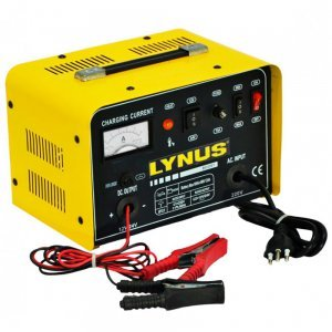 Carregador de Bateria Portátil 220V LCB-10 LYNUS