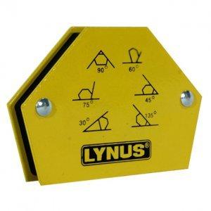 Esquadro Magnetico Para Soldador 12 KG LYNUS