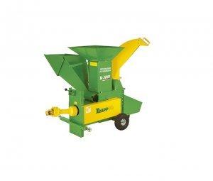 Triturador de Galhos e Resíduos Com Acoplamento Para Trator TR-500T