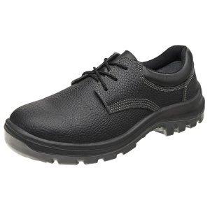Sapato de Segurança em Couro Tam39 Com Cadarço Marluvas