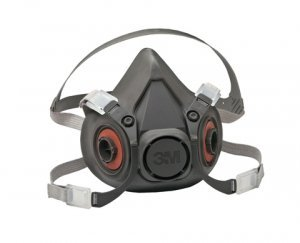 Máscara respiratória semifacial 6000 3M