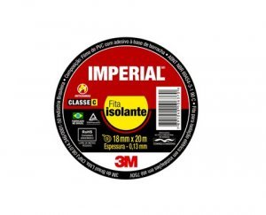 Fita Isolante Imperial Slim 18mm X 10 m 3M