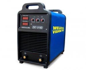 Inversora de solda 350A trif. 220/380V ZX7-315 Weld Vision