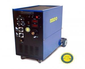 Máquina de solda MIG Star 2503 trif . 380V Weld Vision