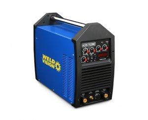 Máquina Inversora de solda Tig Aluminio 200 220V Weld Vision