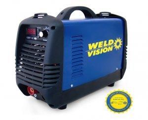 Máquina inversora de solda ZX7 200 220v Weld Vision