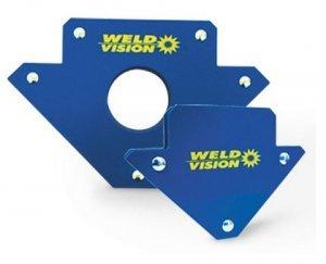 Esquadro magnético 10Kg EM974 Weld Vision