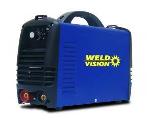 Inversora solda TIG/Eletrodo ZX7-125 monof.220V Weld Vision
