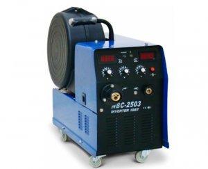 Máquina de solda MIG NBC 2503 - 250A Weld Vision