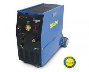 Máquina solda Mig/Star 250 - 250A monofásico Weld Vision