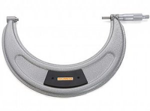 Micrômetro Externo Arco Super leve 275-300 mm (0,01) 110.218  Digimess