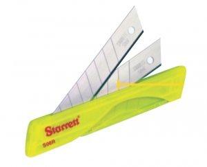 Cartela de Lâminas para Estilete KS06R-10  - 18 mm Starret
