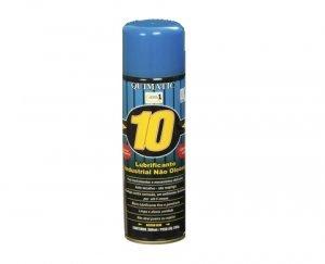 Lubrificane Industrial Não Oleoso Quimatic 10 de 300ml AA1